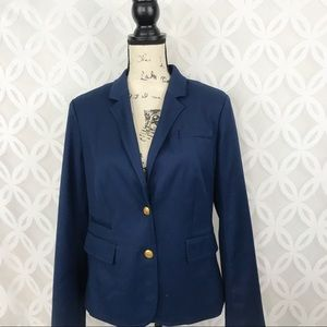 Banana Republic Factory Navy Blazer